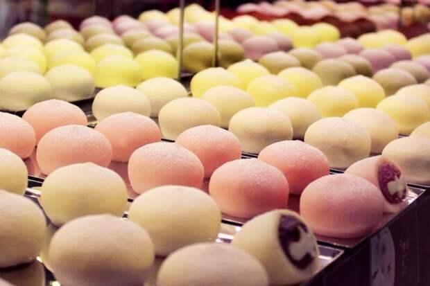 Что такое знаменитый японский десерт Моти иможноли его приготовить самому?