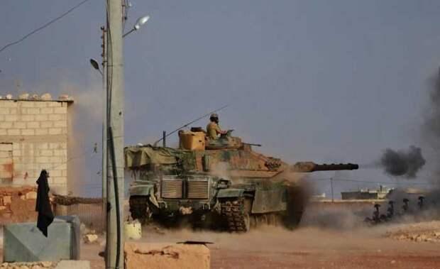 В самой горячей точке Сирии возобновились ожесточенные бои
