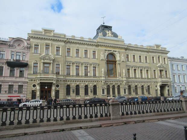 В Петербурге бабье лето