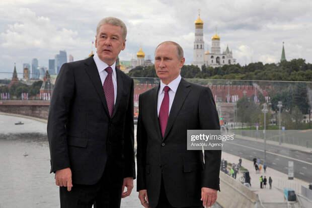 Sobyanin-Putin