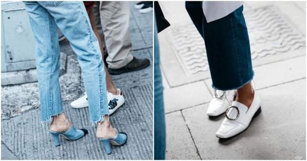 Простой способ обрезать джинсы, чтобы сделать их идеальными