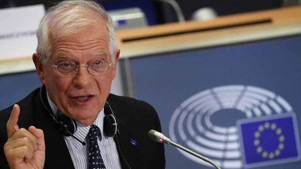 Глава дипломатии ЕС заявил, что США не могут восстановить санкции против Ирана