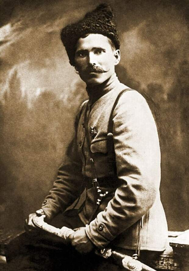 Василий Иванович Чапаев