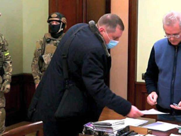 ЕР приостановит членство задержанного пензенского губернатора