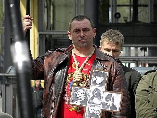 Александр Роджерс: Лица московского майдана - Максим Кучеренко