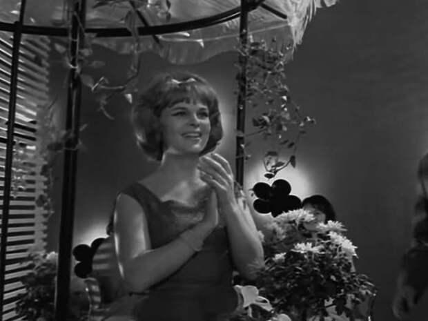 Вероника Круглова Голубой огонёк 1964 2