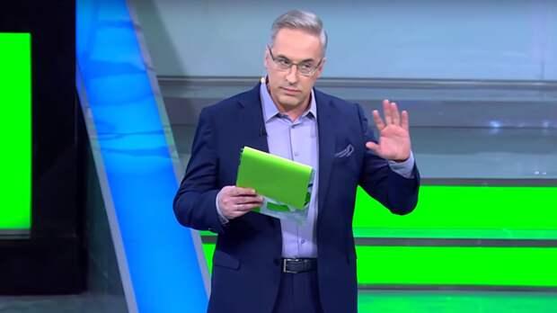 Андрей Норкин напомнил о роли Баскова в раскрутке скандальной финансовой пирамиды