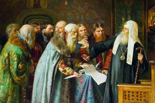 Жизнь за Россию. Как патриарх Гермоген поднял народ на восстание