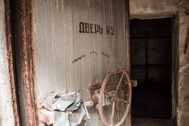 Заброшенные бомбоубежища Казани