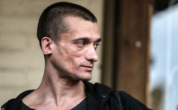 Павленский назвал акцию в Париже предвестником «освобождения России»