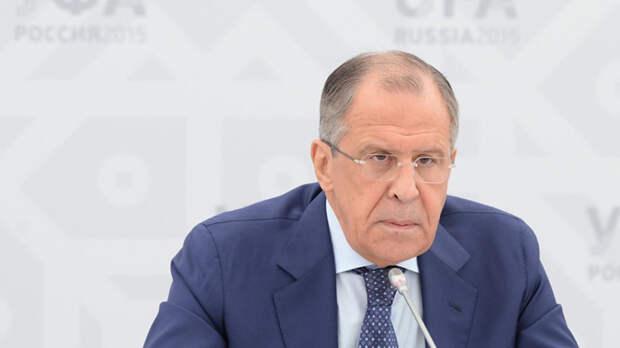 Лавров сообщил о предстоящей высылке десяти американских дипломатов