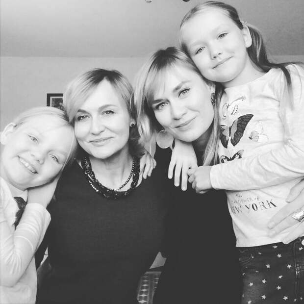 Мария Машкова поделилась воспоминаниями о родителях