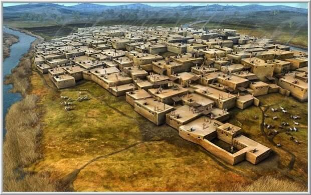 Тайна «мегаполиса» времен неолита: Чему учит печальная история Чатал-Хююка