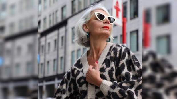 Хит сезона: кардиган и как его нескучно носить после 60-ти