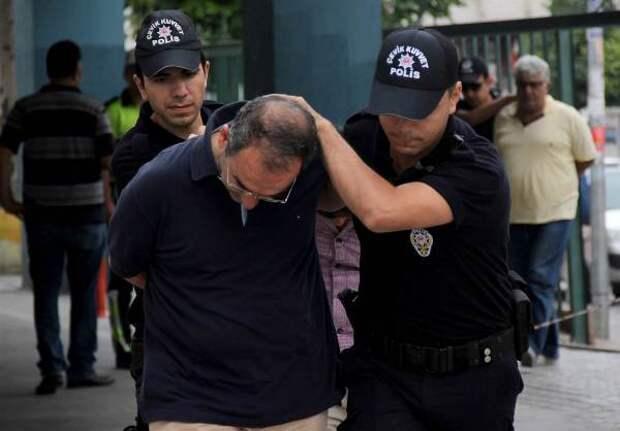 Полиция Турции проводит рейд против заговорщиков FETÖ: Первый после выборов