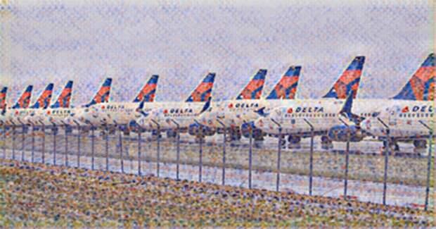 Delta призывает авиакомпании делиться списками запрещенных для полетов на фоне всплеска недисциплинированных пассажиров