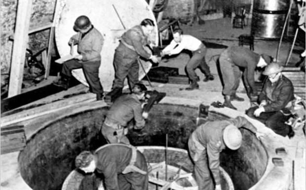Немецкий историк нашел ядерные боеголовки Третьего рейха