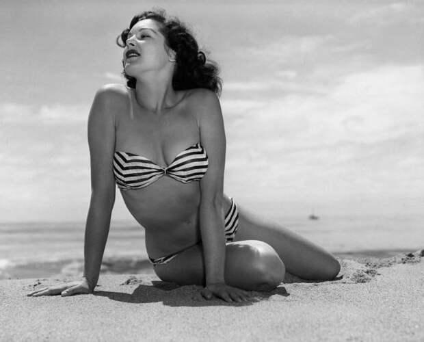 Очаровательные девушки 50-х годов, побывавшие на обложках журнала Playboy