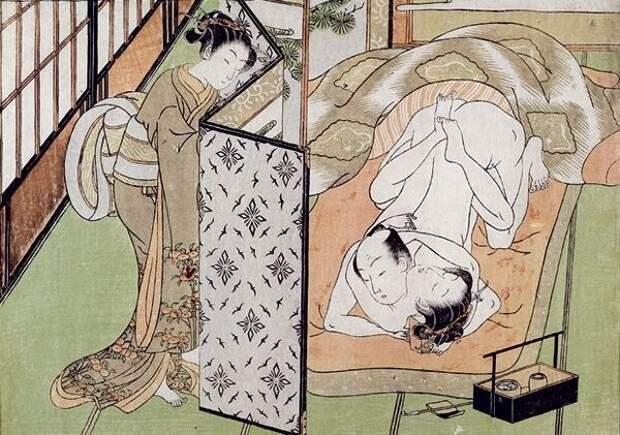 Сюнга: Утонченная пикантность