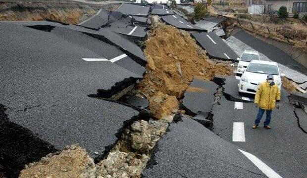 Начали сбываться пророчества Ванги о скорой гибели США: возле Аляски сильнейшее землетрясение