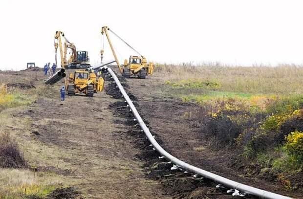 АО «Молдовагаз» начало работы по расширению газораспределительных сетей