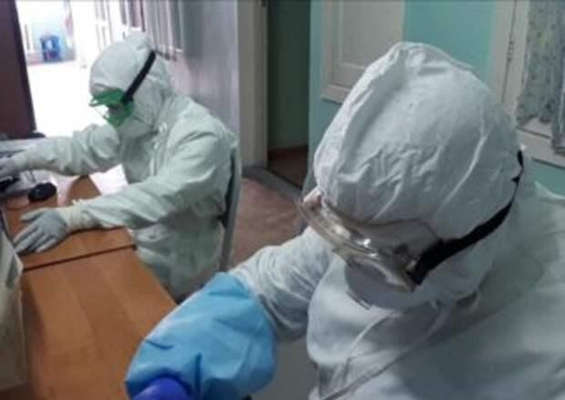 За прошедшие сутки в Казахстане выявлено 2537 заболевших