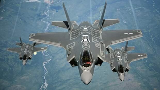В США признали провал истребителей F-35