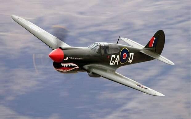 Боевые самолеты. Фронтовые истребители. Рейтинг совместно с читателями