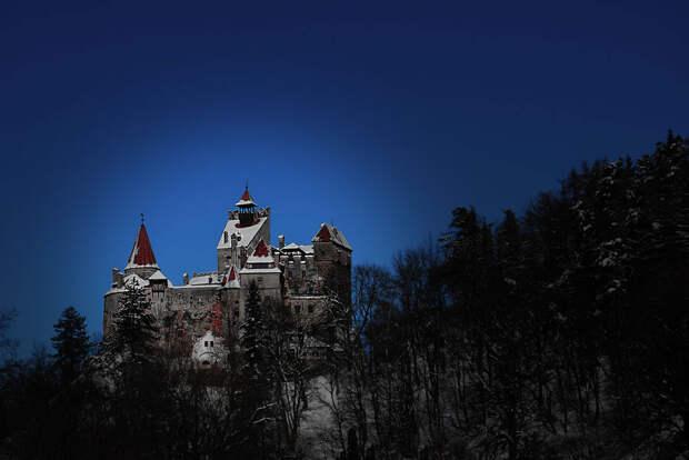 Бран - замок Дракулы