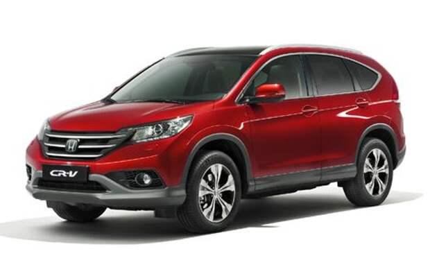 Honda избавит российских владельцев CR-V от смертельного риска