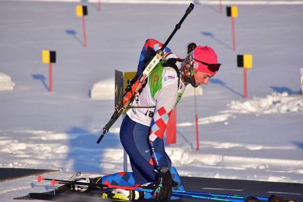 Удмуртию включили в топ-5 рейтинга Союза биатлонистов России