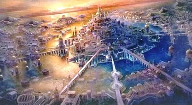 Вот откуда Платон знал, где искать следы Атлантиды?