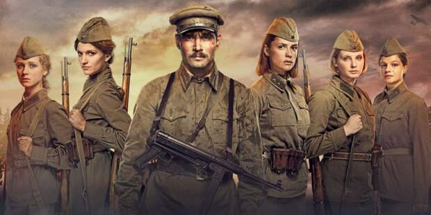 Составлен топ фильмов о войне