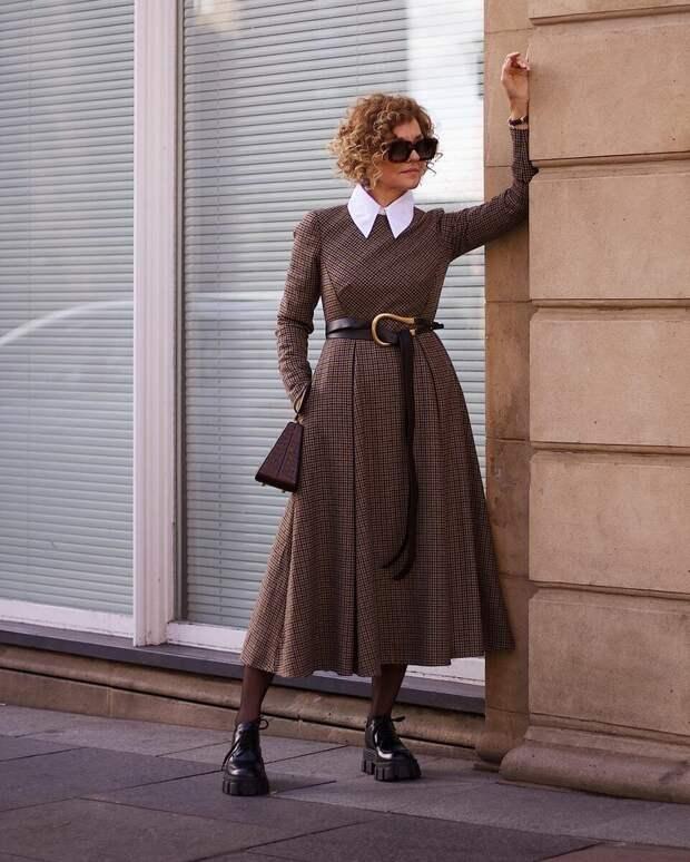 Одежда для дам 50+, которая сделает моложе и стройнее