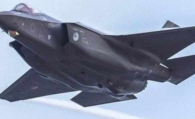 ВСША прекратили производство истребителей F-35