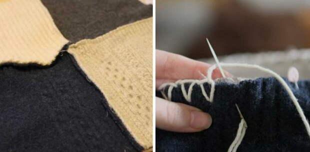 12 вещей, которые можно сделать из любимого старого свитера свитер, своими руками, совет, хитрости
