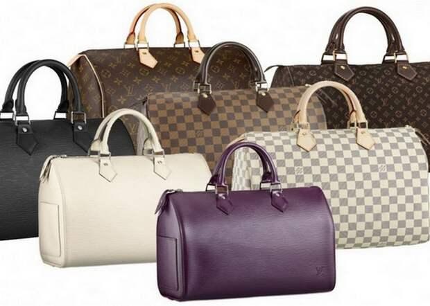 Speedy Bag от Louis Vuitton.