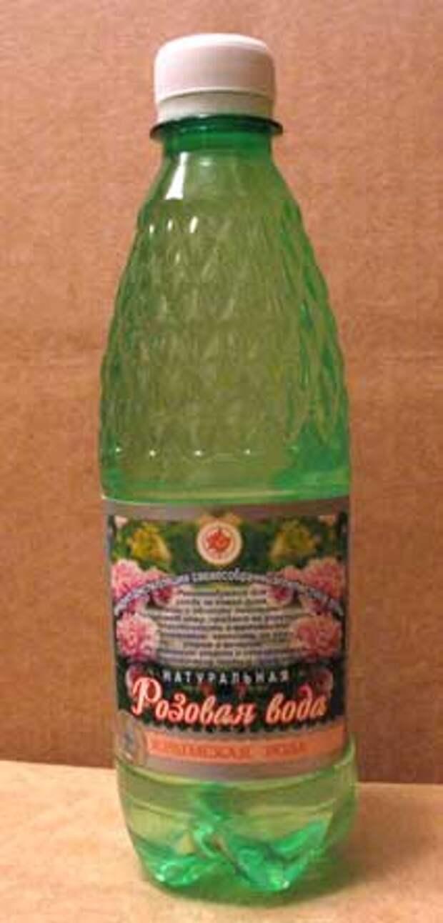 Как применять Розовую воду?
