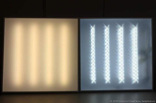 Обзор и тест: Светильники Gauss MiR