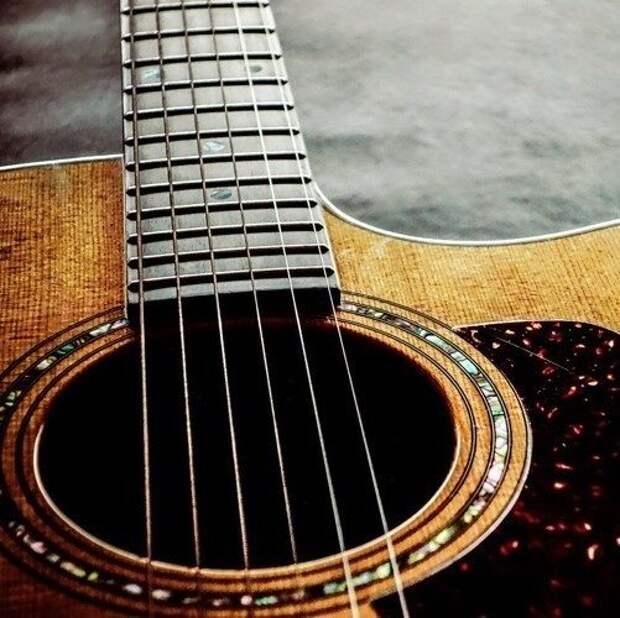 Интересное о гитаре