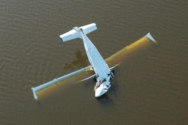 Разбившимся под Тюменью самолетом управлял чиновник. Он летел собирать грибы. ФОТО