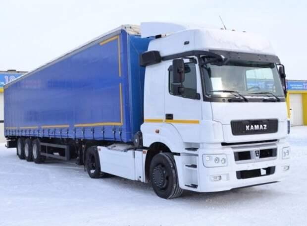 Росавтодор усилит весовой контроль грузового транспорта