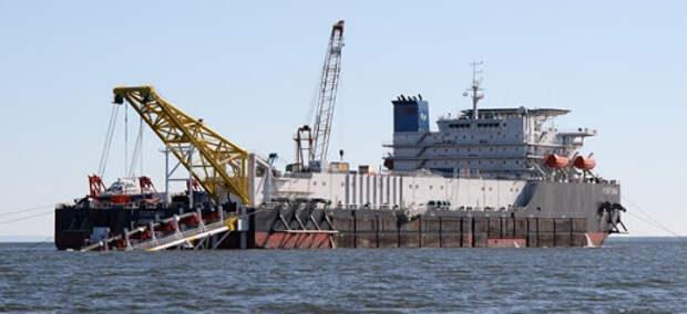 Госдеп США оценит возможность санкций против «Северного потока— 2»