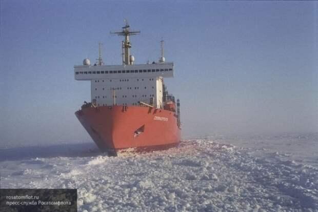 """Перспективы Севморпути: иностранные инвесторы ищут способы """"зайти"""" в проект"""