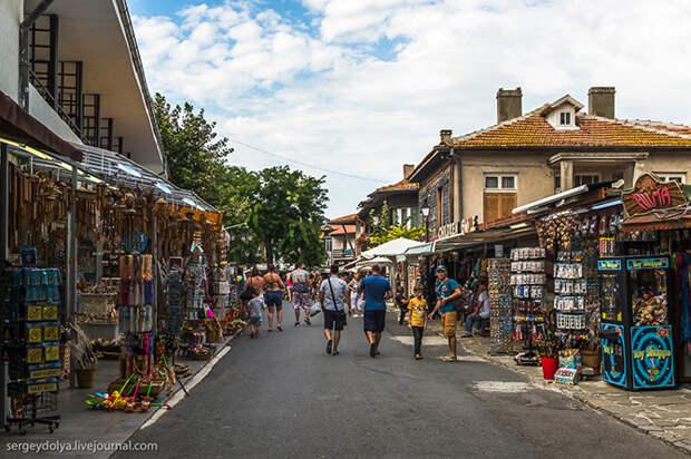 Путешествие в Болгарию