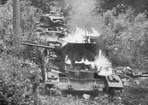 Великая Отечественная война, ленд-лиз, английский танк, Матильда-2|Фото: