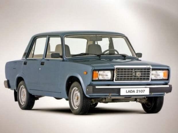«Классика» АВТОВАЗа лидирует на рынке подержанных автомобилей несколько месяцев подряд