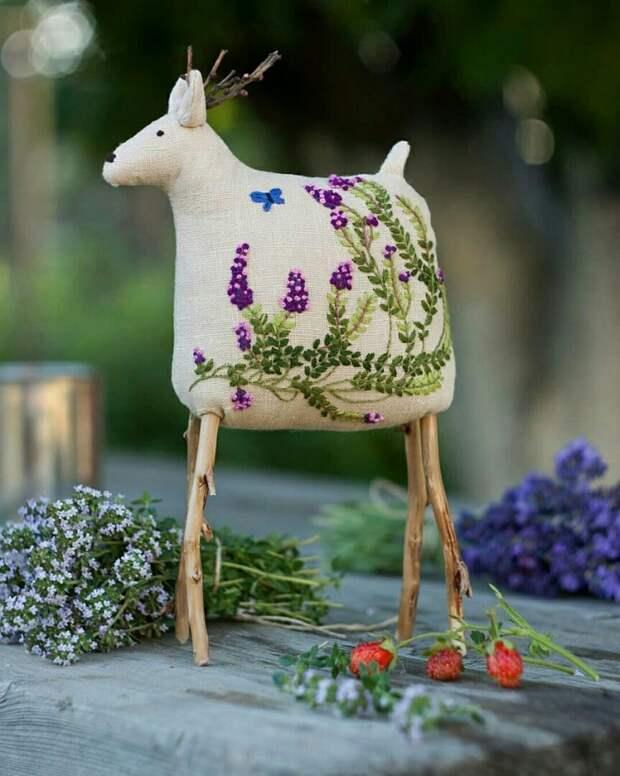 Коровки от Екатерины Гепта