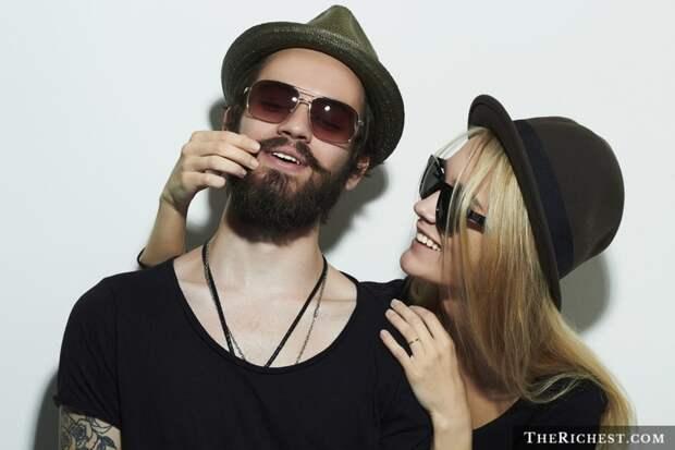 4. Привлекательнее всего выглядит 10-дневная борода борода, факты