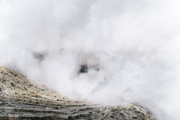 Остров Ява: нетронутая человеком природа